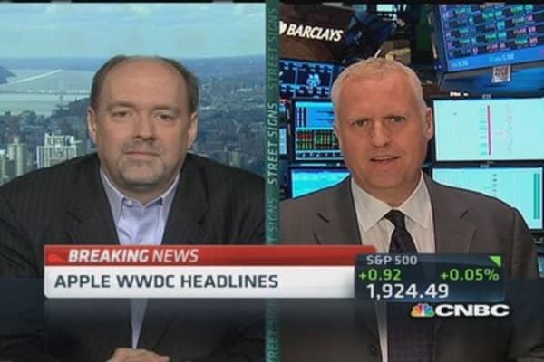 Analyst's view of WWDC