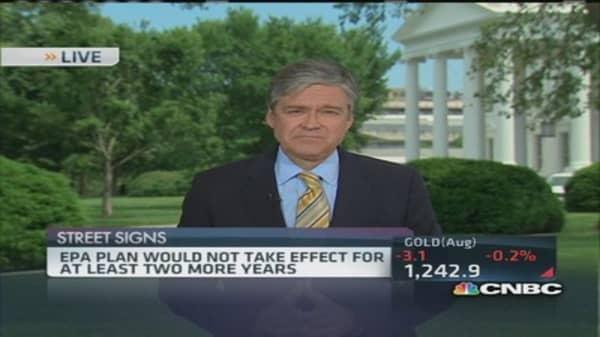 Obama administration outlines carbon proposal