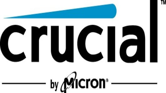 Crucial by Micron logo