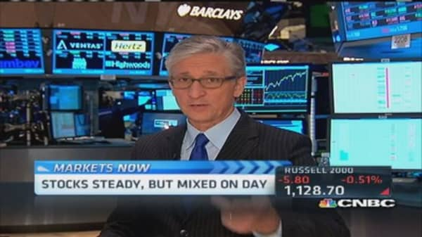Pisani: Gold can't get traction