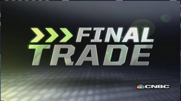 Fast Money Final Trade: DB, DAL, EBAY, MRVL