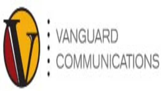 Vanguard Communications logo