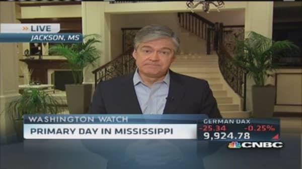 Mississippi mud slinging