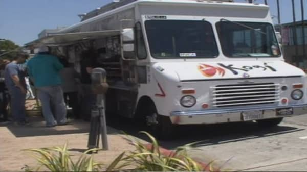 Food truck industry rises in popularity