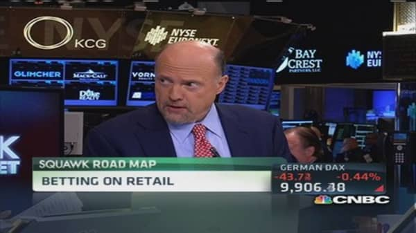 Betting on retail