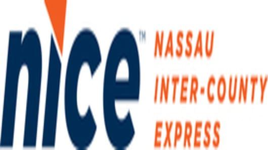 NICE Bus Logo