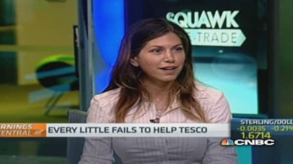 Is Tesco's turnaround plan working?