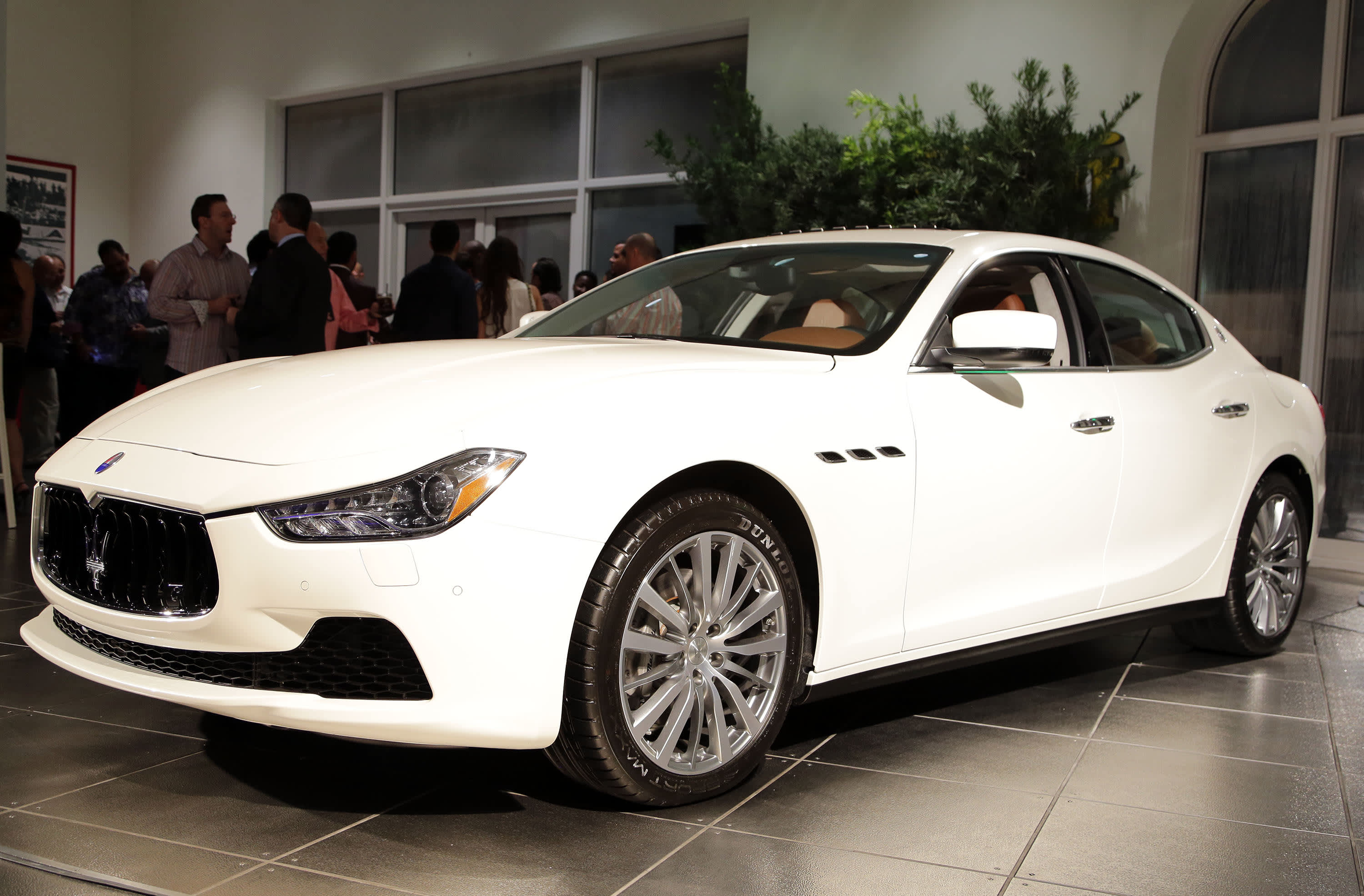 Fiat launches lower-cost Maserati at $68,000