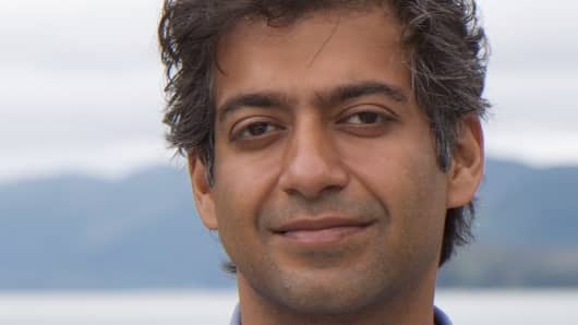 Naval Ravikant, co-founder of AngelList.