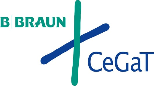 B. Braun CeGaT, LLC logo