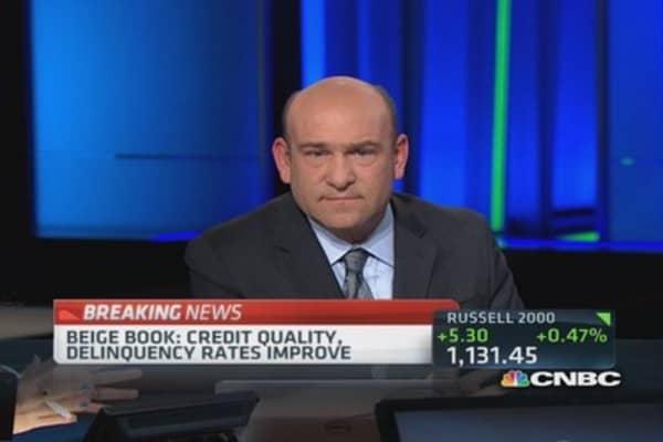Fed's Beige Book