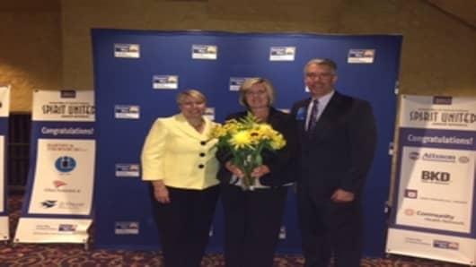 United Way of Indiana Award