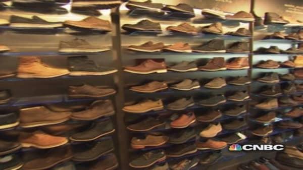 Sure Footing: Inside Skechers with Jim Cramer