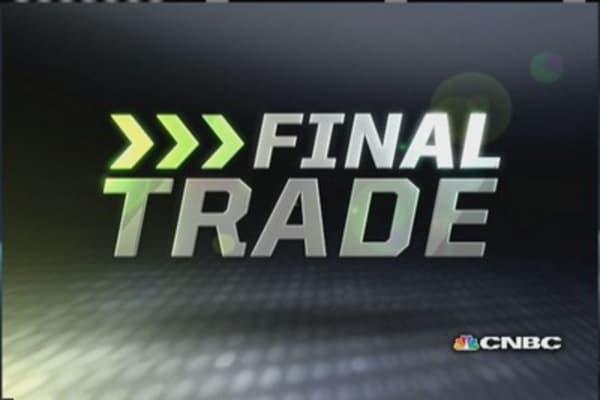 Fast Money Final Trade: DAL, SO & more
