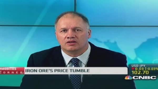 Iron ore to see more weakness ahead: Pro