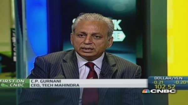 Tech Mahindra will participate in 'digital India': CEO