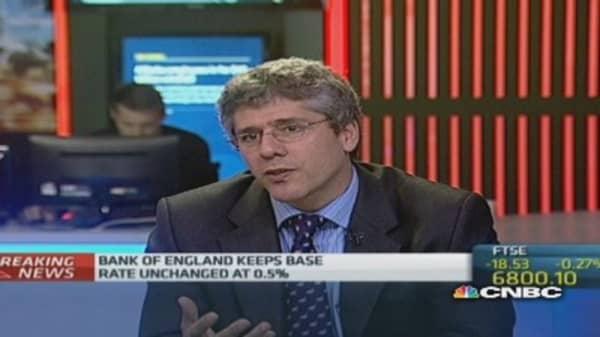 UK economy not that 'fantastic': Pro