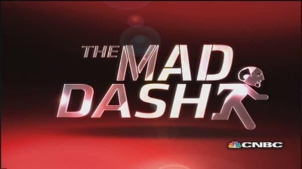 Cramer's Mad Dash: PVH slumps