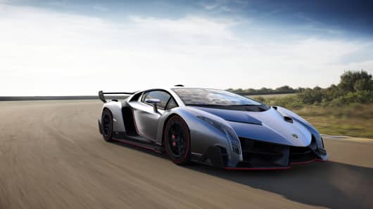 Lamborghini Recalls Its Million Veneno Supercar