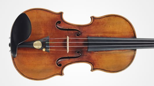 Kreutzer Stradivari