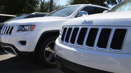 2014 Jeep Cherokees