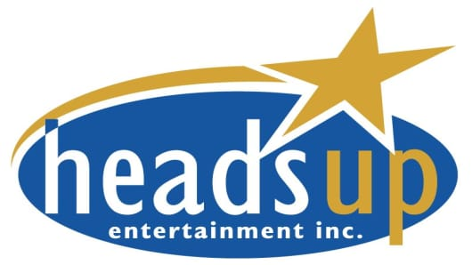 HeadsUp Entertainment International logo