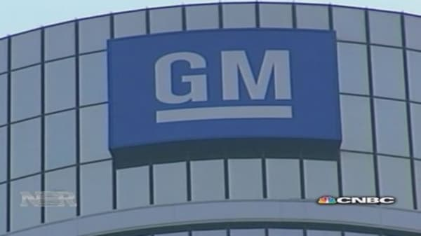 GM's internal investigation