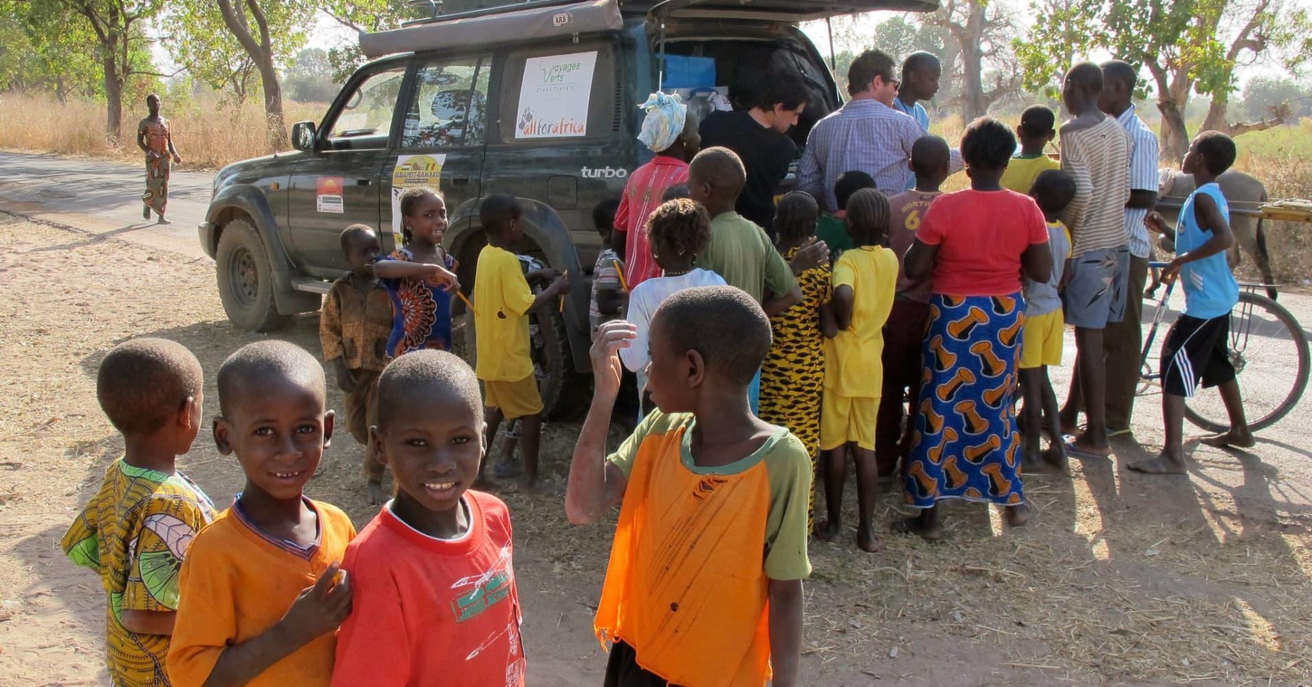 Educators look to boost charter school model in Africa, beyond
