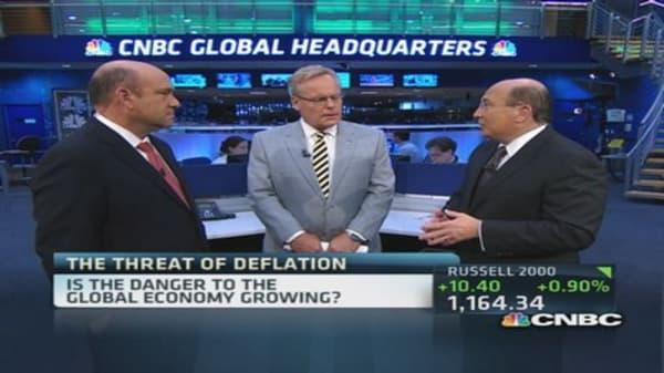 Insana: The threat of deflation