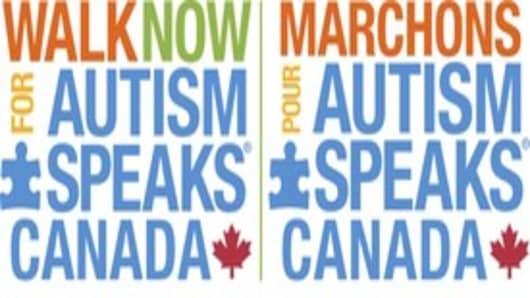2014 Canadian Walk Now Logo