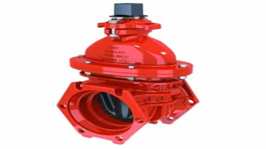 Mueller Co. 350psi Resilient Wedge Gate Valve
