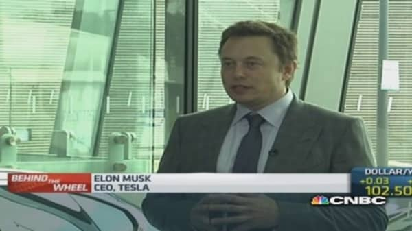 Tesla must execute well in the coming years: CEO