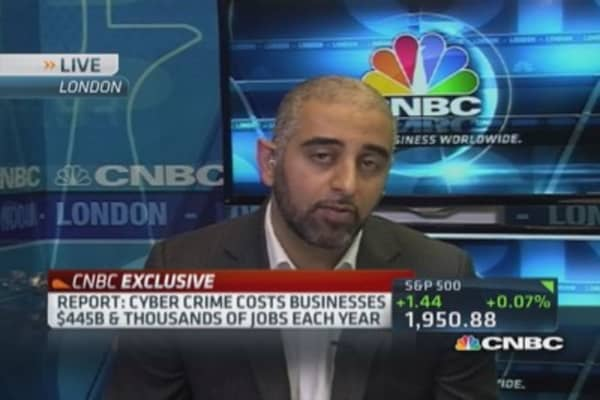 True cost of cybercrime