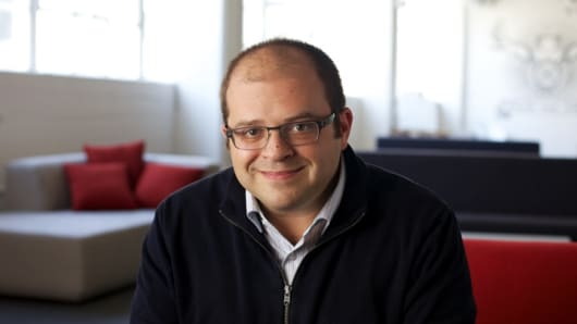 Jeff Lawson, co-founder and CEO of Twilio