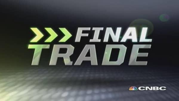 Fast Money Final Trade: TBT, CSX, KBH, ANF