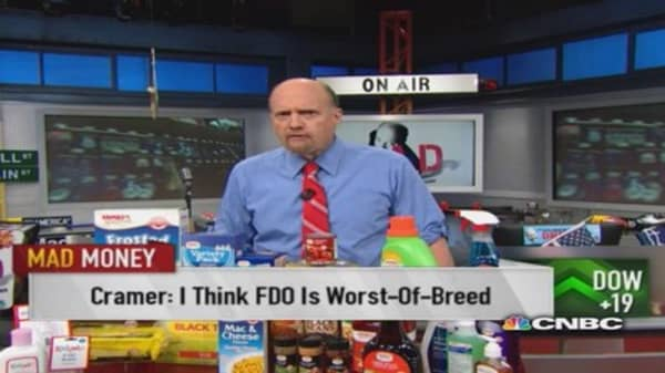 Family Dollar worst-of-breed: Cramer