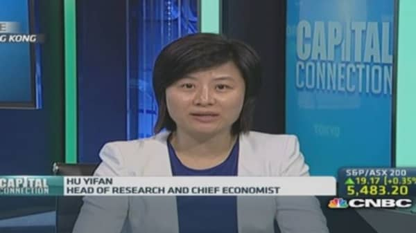 China is still seeing low inflation: Economist