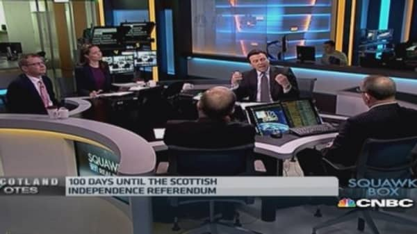 Would an independent Scotland be better off?