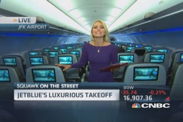 JetBlue refreshes with Mint