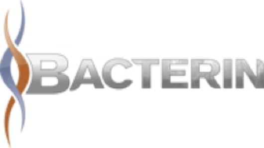 Bacterin International Holdings, Inc. Logo