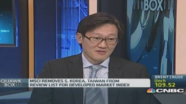 MSCI: What Korea, Taiwan lacks for a DM upgrade