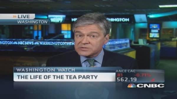 Tea Party challenger defeats Rep. Cantor