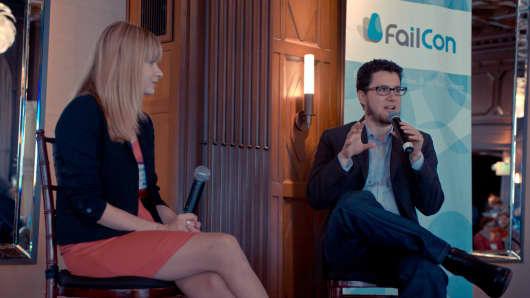 FailCon in San Francisco | J.T. Trollman