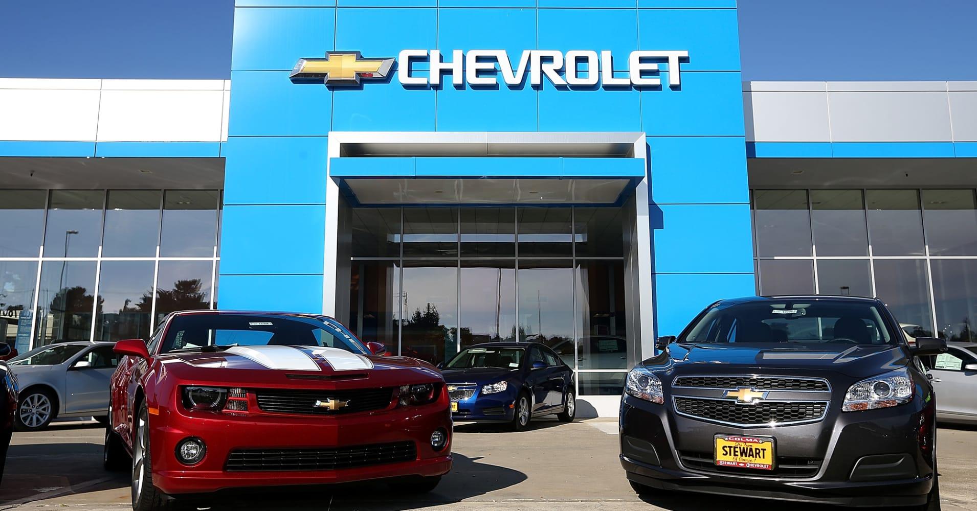 Gm Recalls 428 000 Vehicles In Four Safety Recalls