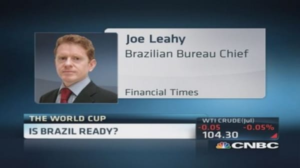 World Cup: Is Brazil ready?