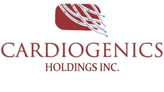 CardioGenics Holdings Inc. logo