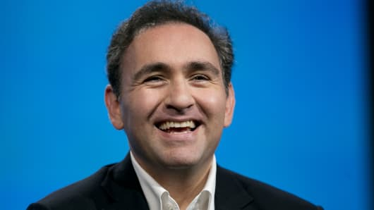 Ali Rowghani, chief operating officer of Twitter Inc.
