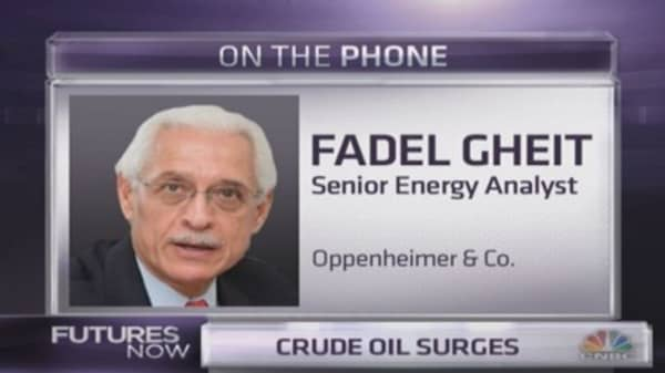 Oppenheimer expert: Oil could go much higher