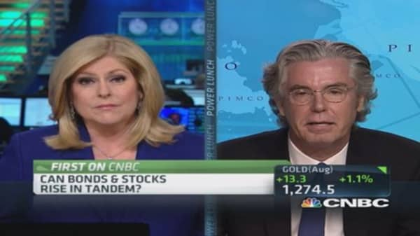 McCulley: Bond market is fair