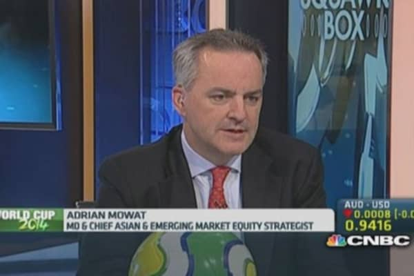 Protests in Brazil are understandable: JP Morgan